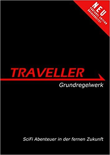 Traveller - Grundregelwerk, portabel (Softcover)