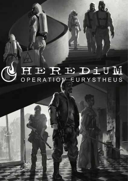 Heredium - Operation Eurystheus (Softcover)