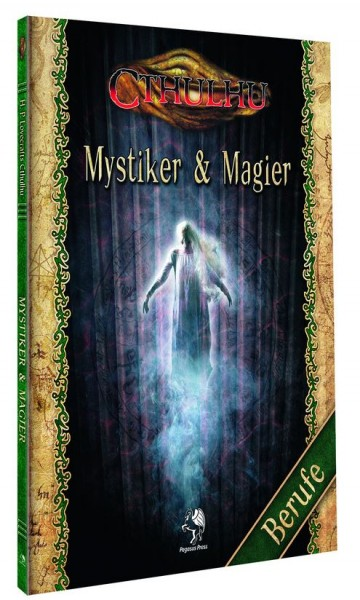 Cthulhu: Mystiker & Magier (Softcover)