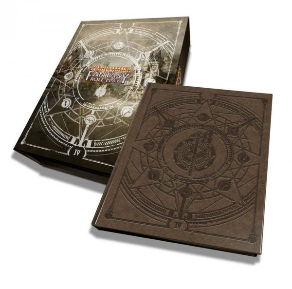 Warhammer Fantasy Roleplay Fourth Edition - Collector's Limited Edition