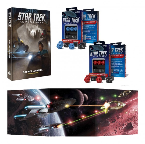 Star Trek Adventures: Einsteigerbundle!