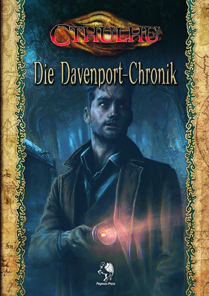 Cthulhu: Die Davenport-Chronik (Softcover)