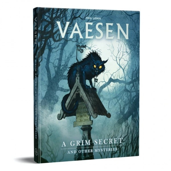 Vaesen - Nordic Horror: A Grim Secret