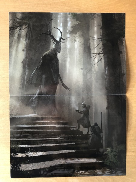 Symbaroum - Artwork-Wendeposter (A3)