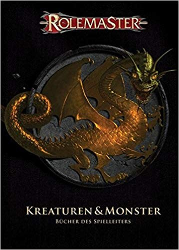 Rolemaster - Kreaturen & Monster (HC)