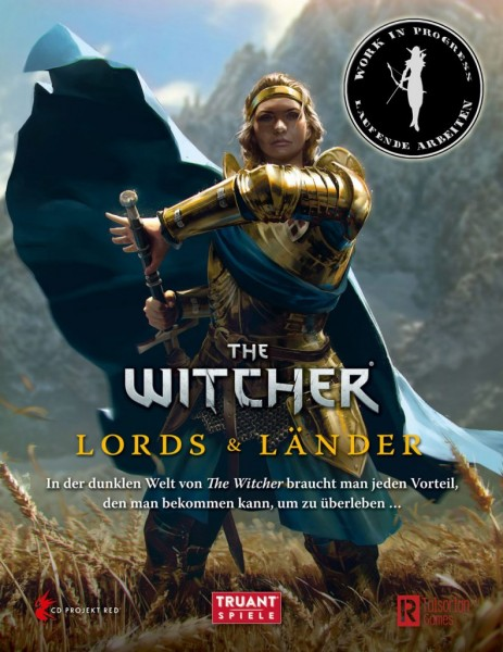 The Witcher - Lords & Länder