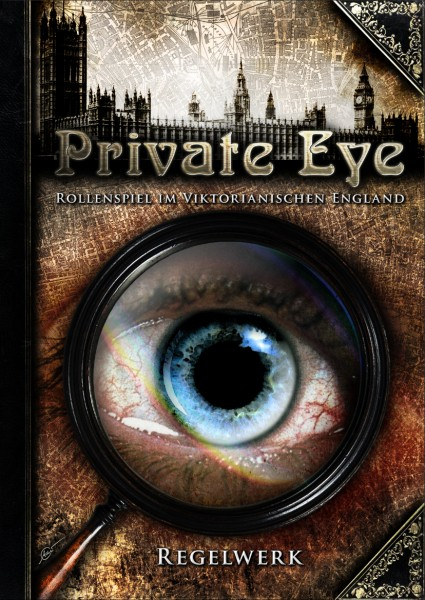 Private Eye – Regelwerk (5. Auflage)