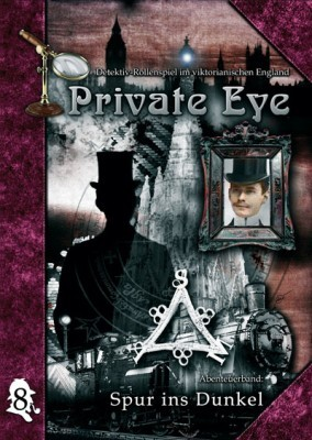 Private Eye - Spur ins Dunkel (AB08)